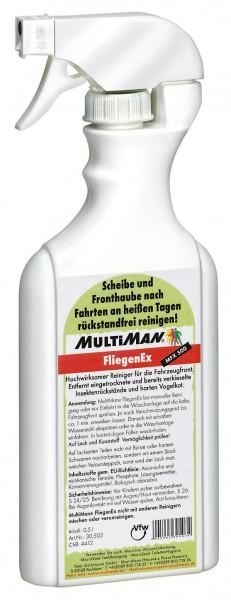 Fahrzeugreinigung_MultiMan_FliegenEx_500_Sprühflasche