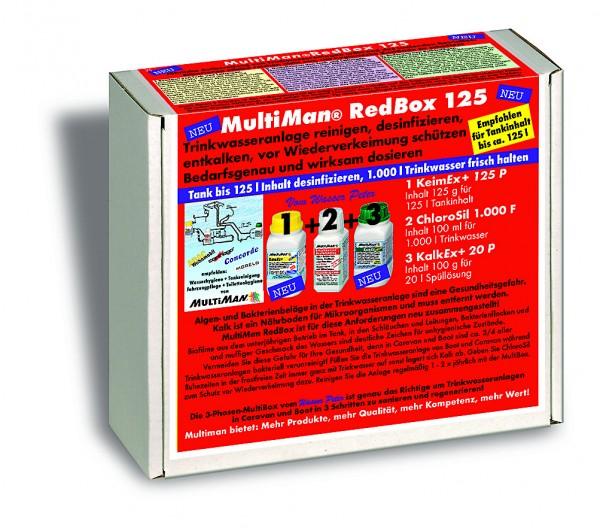 RedBox 125 für Trinkwassertanks bis 125 l Inhalt
