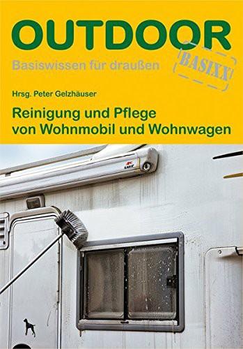 """MultiBook®: """"Reinigung und Pflege von Wohnmobil und Wohnwagen"""""""