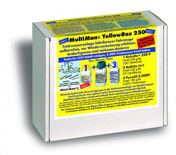 YellowBox 250 für Trinkwassertanks bis 250 l Inhalt