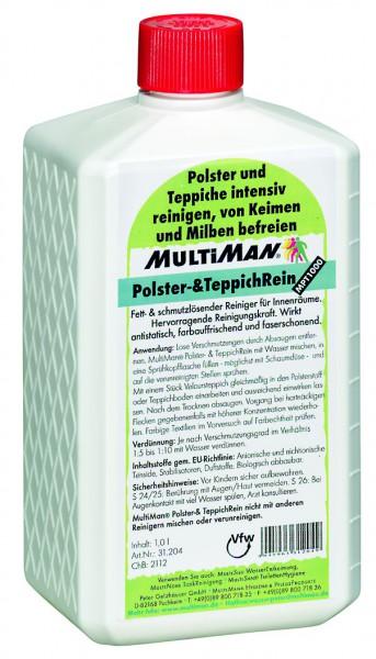 Polster- & TeppichRein 1000