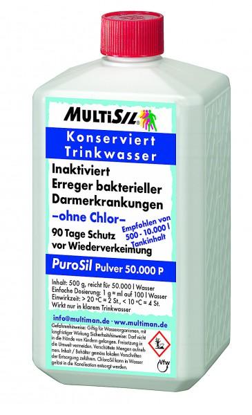 PuroSil 50.000 Pulver