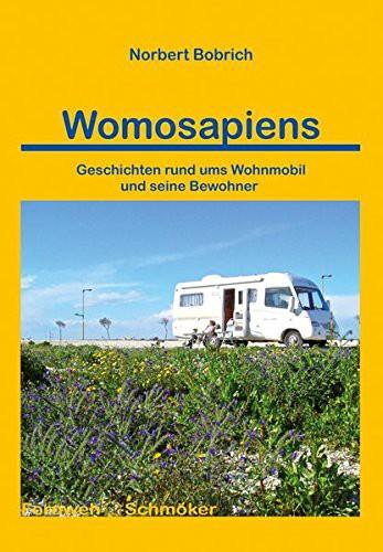 """MultiBook®: """"Womosapiens: Geschichten rund ums Wohnmobil und seine Bewohner"""""""