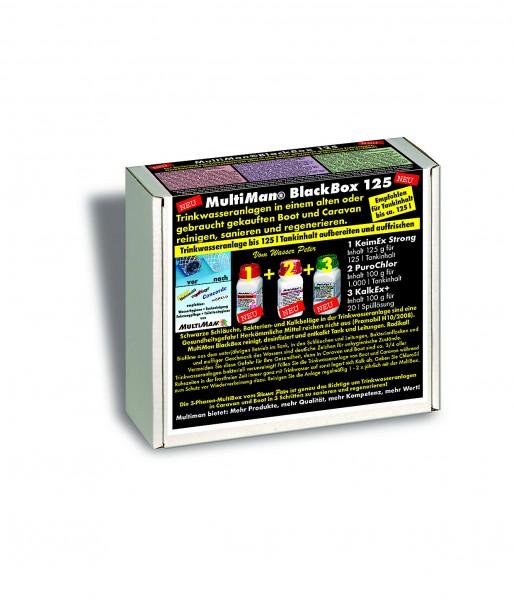 BlackBox 125 für Trinkwassertanks bis 125 l Inhalt