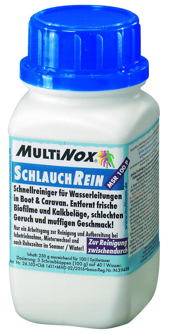 Wassertankreinigung_MultiNox_SchlauchRein_100_Pulver