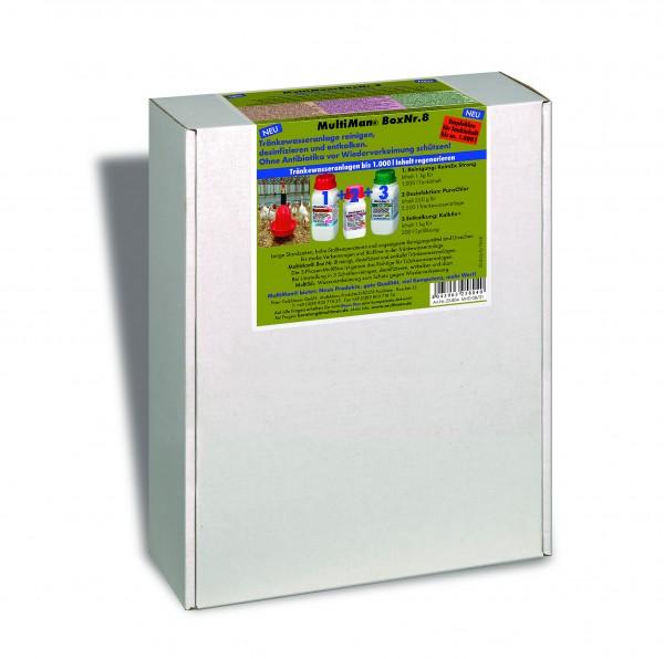 .MultiBox Nr. 8 1000 für Trinkwassertanks bis 1000 l Inhalt