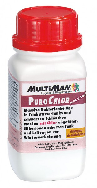 Wassertankdesinfektion_MultiSil_PuroChlor_2500_Pulver