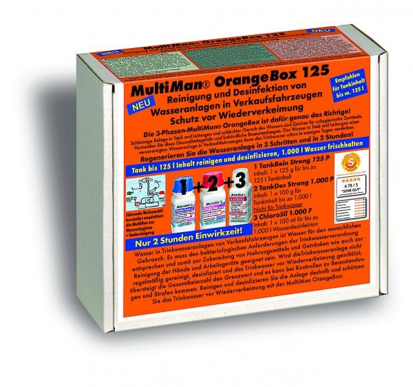 OragneBox 125 für Trinkwassertanks bis 125 l Inhalt
