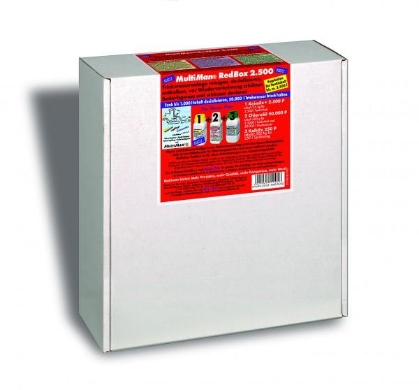 RedBox 2500 für Trinkwassertanks bis 2500 l Inhalt