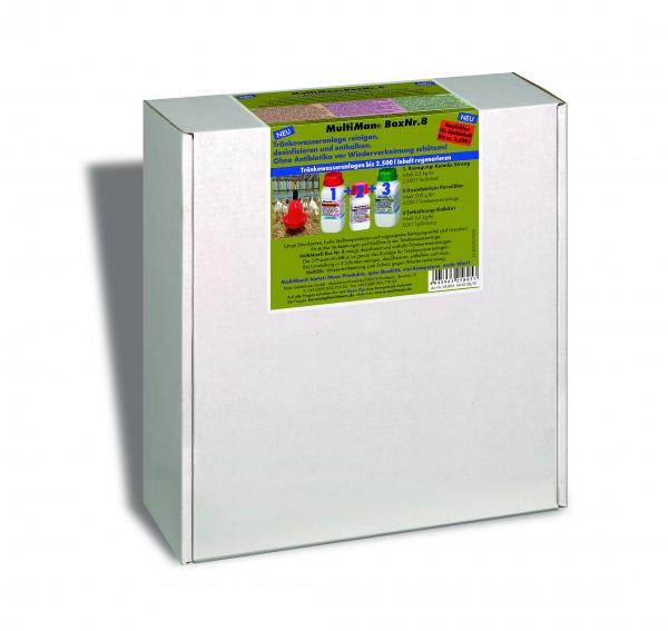 .MultiBox Nr. 8 2500 für Trinkwassertanks bis 2500 l Inhalt