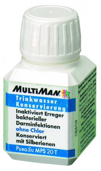 PuroSil 20 Tabletten