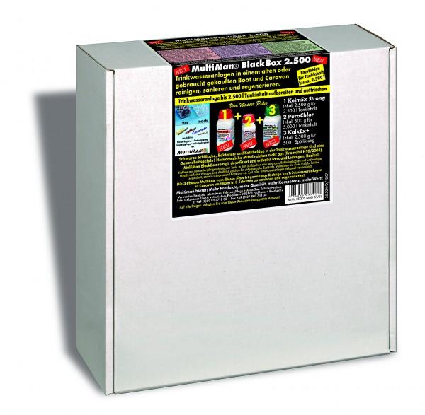 BlackBox 2500 für Trinkwassertanks bis 2500 l Inhalt