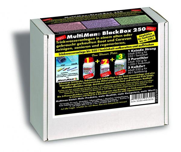 BlackBox 250 für Trinkwassertanks bis 250 l Inhalt