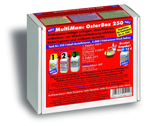.Oster RedBox 250 für Trinkwassertanks bis 250 l Inhalt