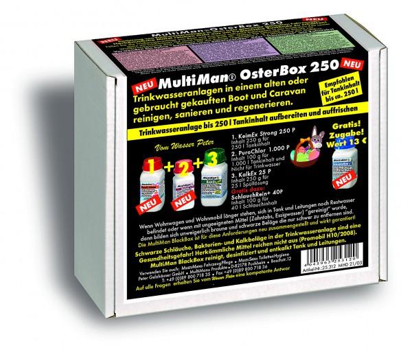 .Oster BlackBox 250 für Trinkwassertanks bis 250 l Inhalt
