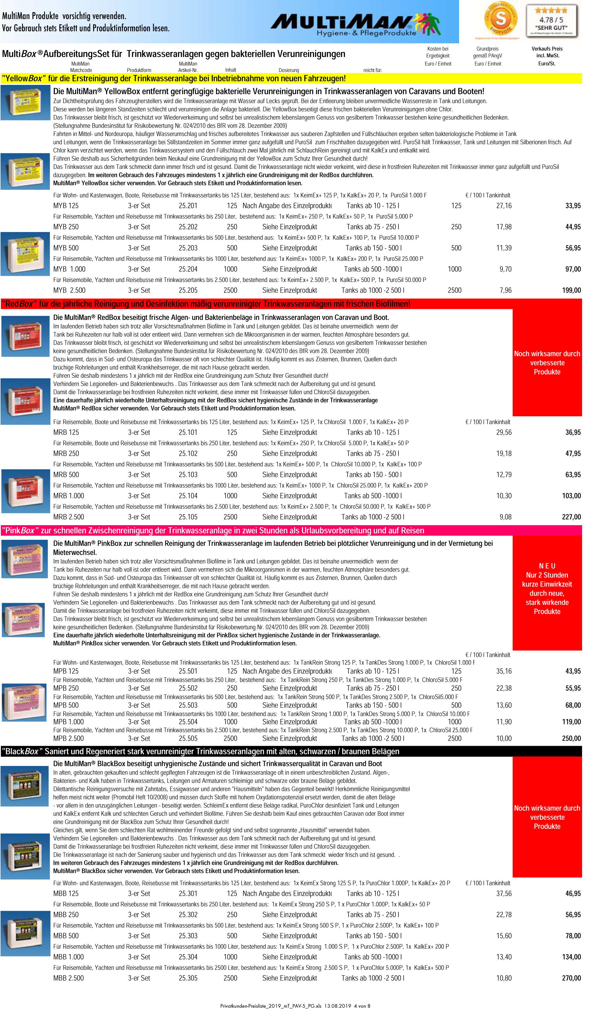 Privatkunden-Preisliste_2019_mT_PAV-5_PG-4