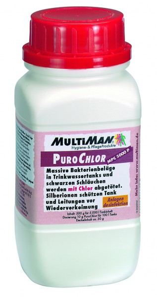 MultiMan® PuroChlor 5.000 Pulver