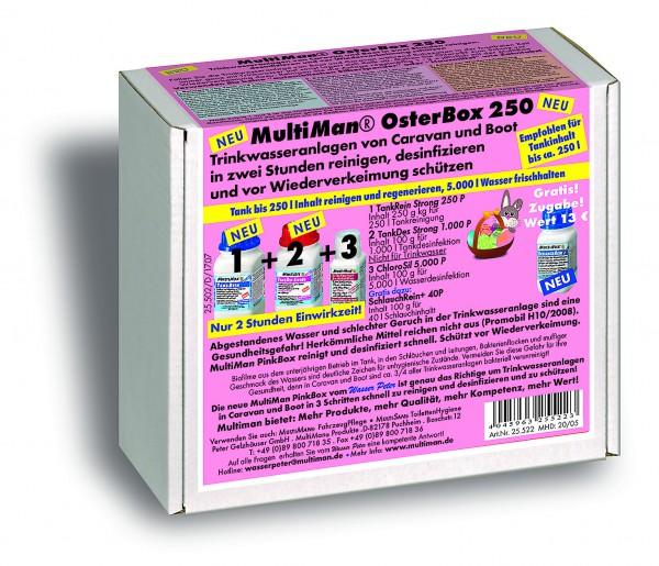 .Oster PinkBox 250 für Trinkwassertanks bis 250 l Inhalt
