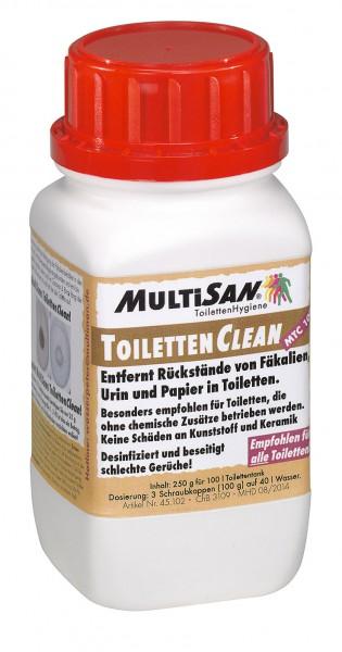 ToilettenClean+ 100 Pulver
