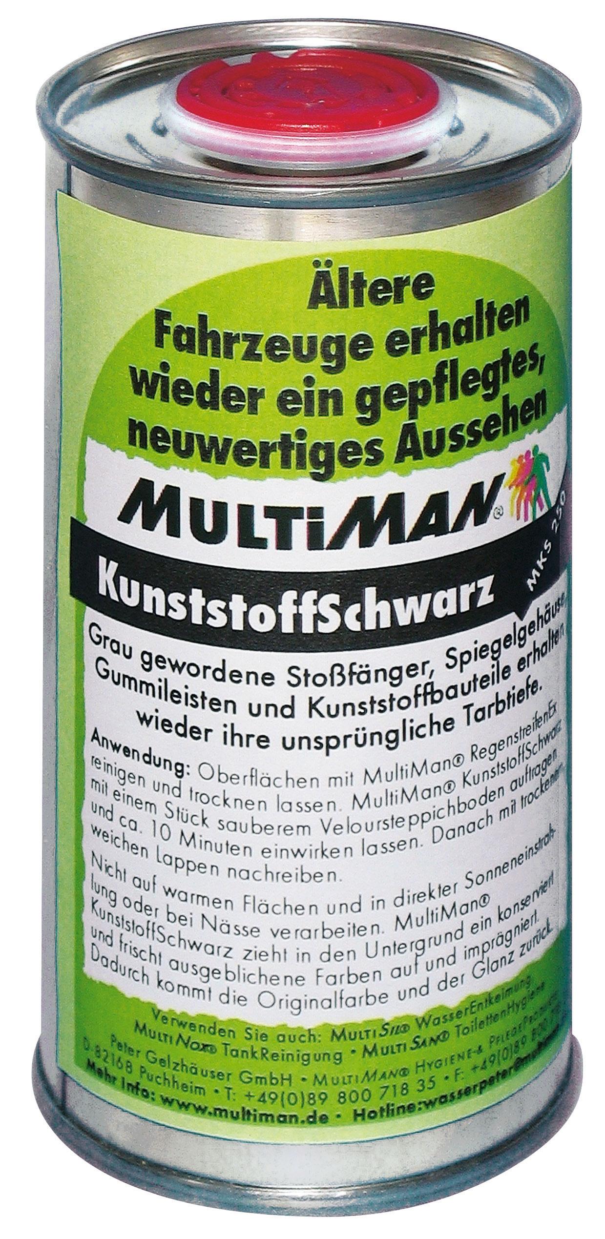 Fahrzeugpflege_MultiMan_KunststoffSchwarz_250_Dose