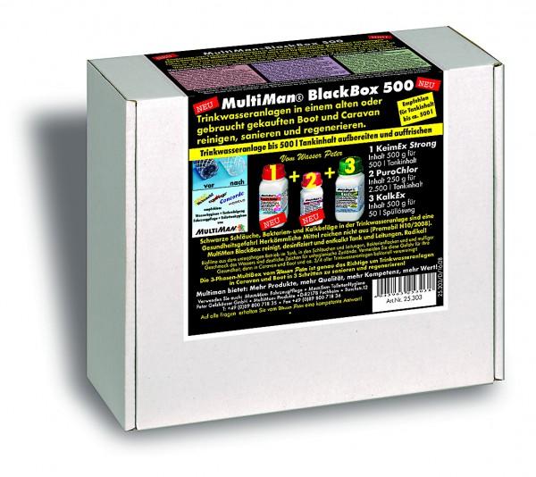 BlackBox 500 für Trinkwassertanks bis 500 l Inhalt