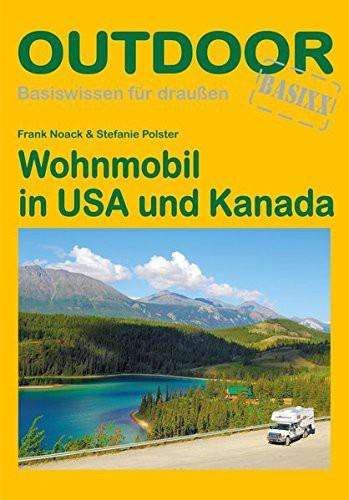 """MultiBook®: """"Wohnmobil in USA und Kanada"""""""