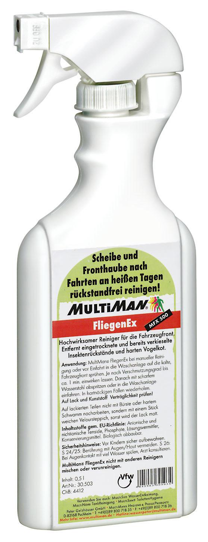 Fahrzeugreinigung_MultiMan_FliegenEx_500_Spr-hflasche
