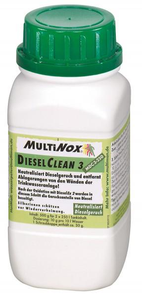 Dieselverunreinigung_MultiNox_DieselClean_2_250_Pulver