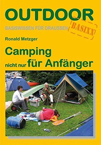 """MultiBook®: """"Camping nicht nur für Anfänger"""""""