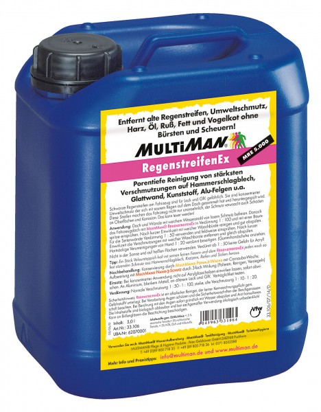 Fahrzeugreinigung_MultiMan_RegenstreifenEx_5000_Kanister